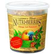 Classic Nutri-Berries for Parrots 340 g