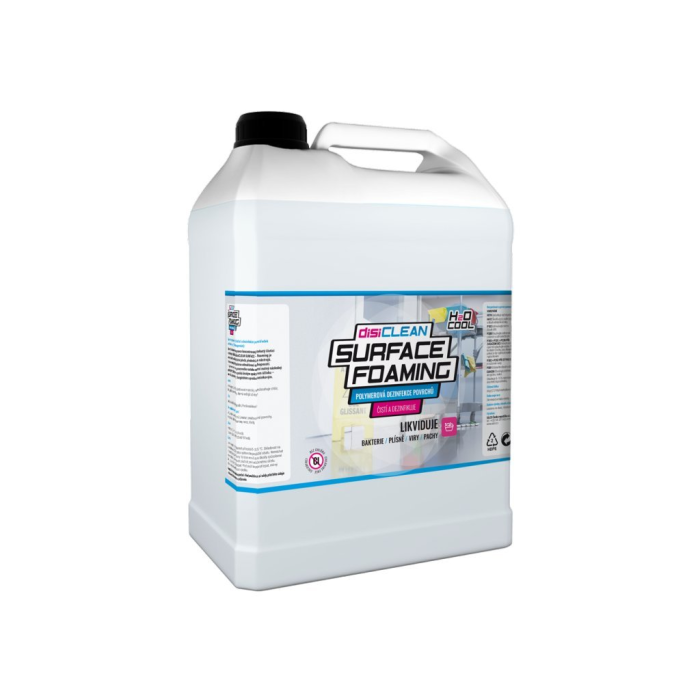 DISICLEAN SURFACE FOAMING 5l